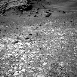 Nasa's Mars rover Curiosity acquired this image using its Right Navigation Camera on Sol 991, at drive 1092, site number 48