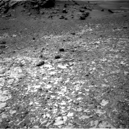 Nasa's Mars rover Curiosity acquired this image using its Right Navigation Camera on Sol 991, at drive 1098, site number 48
