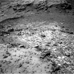 Nasa's Mars rover Curiosity acquired this image using its Right Navigation Camera on Sol 991, at drive 1140, site number 48