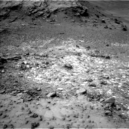 Nasa's Mars rover Curiosity acquired this image using its Left Navigation Camera on Sol 992, at drive 1158, site number 48