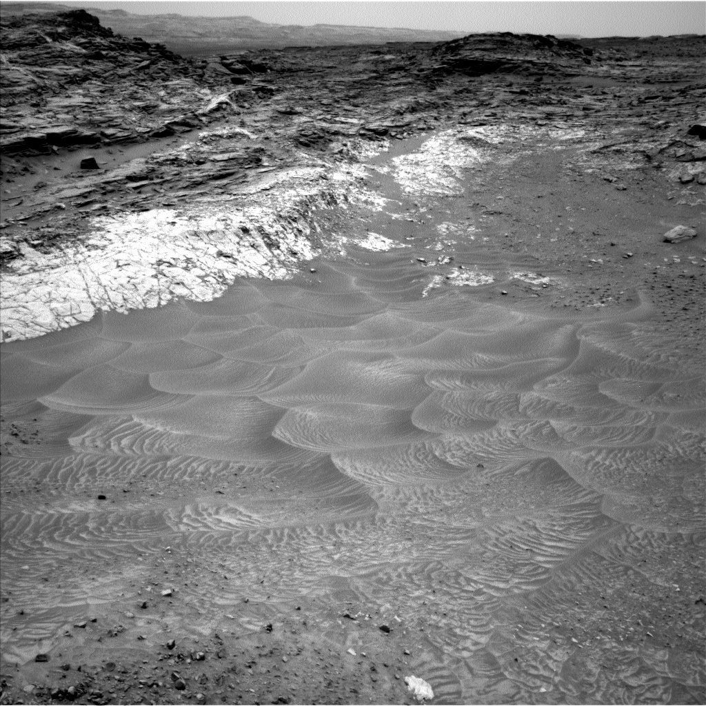Sol 992 Stimson-Pahrump contact