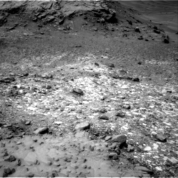Nasa's Mars rover Curiosity acquired this image using its Right Navigation Camera on Sol 992, at drive 1158, site number 48