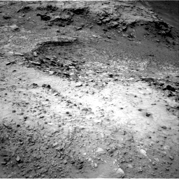 Nasa's Mars rover Curiosity acquired this image using its Right Navigation Camera on Sol 992, at drive 1182, site number 48