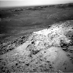 Nasa's Mars rover Curiosity acquired this image using its Left Navigation Camera on Sol 995, at drive 1266, site number 48