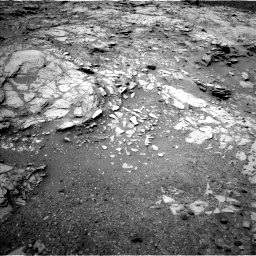 Nasa's Mars rover Curiosity acquired this image using its Left Navigation Camera on Sol 995, at drive 1356, site number 48