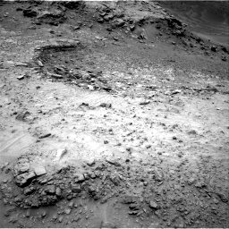 Nasa's Mars rover Curiosity acquired this image using its Right Navigation Camera on Sol 995, at drive 1200, site number 48