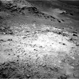 Nasa's Mars rover Curiosity acquired this image using its Right Navigation Camera on Sol 995, at drive 1206, site number 48