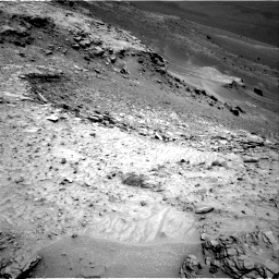Nasa's Mars rover Curiosity acquired this image using its Right Navigation Camera on Sol 995, at drive 1218, site number 48