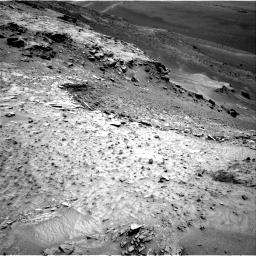 Nasa's Mars rover Curiosity acquired this image using its Right Navigation Camera on Sol 995, at drive 1224, site number 48