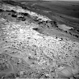 Nasa's Mars rover Curiosity acquired this image using its Right Navigation Camera on Sol 995, at drive 1230, site number 48