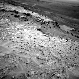 Nasa's Mars rover Curiosity acquired this image using its Right Navigation Camera on Sol 995, at drive 1236, site number 48