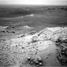 Nasa's Mars rover Curiosity acquired this image using its Right Navigation Camera on Sol 995, at drive 1248, site number 48
