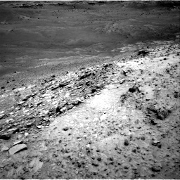 Nasa's Mars rover Curiosity acquired this image using its Right Navigation Camera on Sol 995, at drive 1278, site number 48