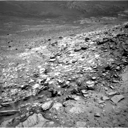 Nasa's Mars rover Curiosity acquired this image using its Right Navigation Camera on Sol 995, at drive 1296, site number 48