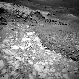 Nasa's Mars rover Curiosity acquired this image using its Right Navigation Camera on Sol 995, at drive 1314, site number 48