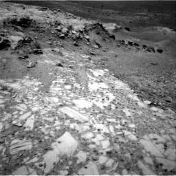 Nasa's Mars rover Curiosity acquired this image using its Right Navigation Camera on Sol 995, at drive 1320, site number 48