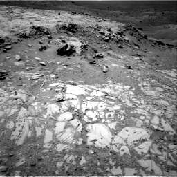 Nasa's Mars rover Curiosity acquired this image using its Right Navigation Camera on Sol 995, at drive 1338, site number 48