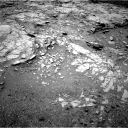 Nasa's Mars rover Curiosity acquired this image using its Right Navigation Camera on Sol 995, at drive 1356, site number 48