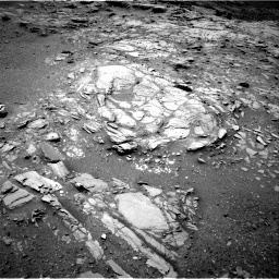 Nasa's Mars rover Curiosity acquired this image using its Right Navigation Camera on Sol 995, at drive 1368, site number 48