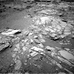 Nasa's Mars rover Curiosity acquired this image using its Right Navigation Camera on Sol 995, at drive 1374, site number 48