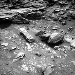Nasa's Mars rover Curiosity acquired this image using its Right Navigation Camera on Sol 995, at drive 1476, site number 48