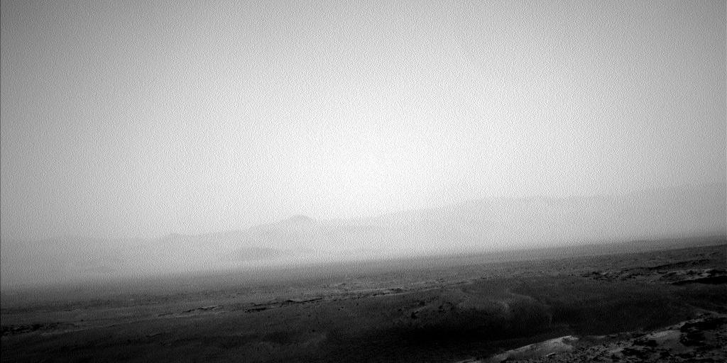 Nasa's Mars rover Curiosity acquired this image using its Left Navigation Camera on Sol 997, at drive 1530, site number 48