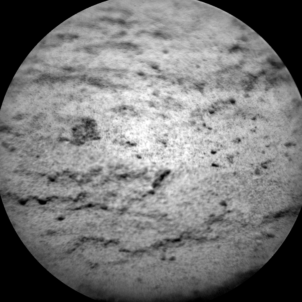 Nasa's Mars rover Curiosity acquired this image using its Chemistry & Camera (ChemCam) on Sol 998, at drive 1570, site number 48