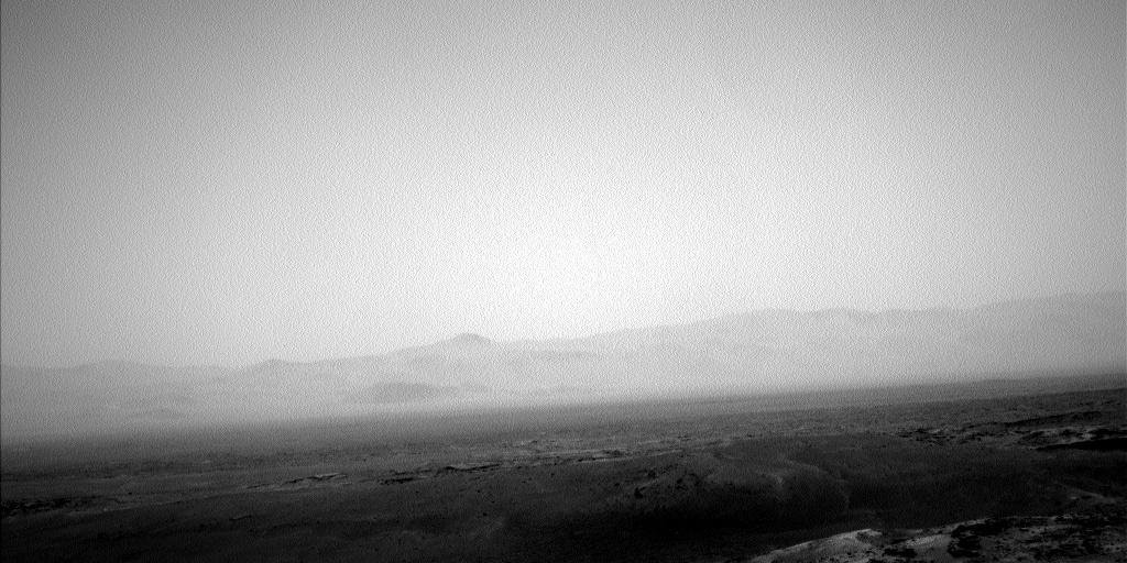 NASA's Mars rover Curiosity acquired this image using its Left Navigation Camera (Navcams) on Sol 1027