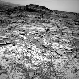 Nasa's Mars rover Curiosity acquired this image using its Right Navigation Camera on Sol 1030, at drive 1582, site number 48