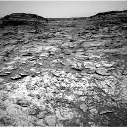 Nasa's Mars rover Curiosity acquired this image using its Right Navigation Camera on Sol 1030, at drive 1594, site number 48