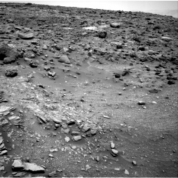 Nasa's Mars rover Curiosity acquired this image using its Right Navigation Camera on Sol 1035, at drive 1762, site number 48