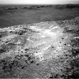 Nasa's Mars rover Curiosity acquired this image using its Right Navigation Camera on Sol 1035, at drive 1876, site number 48