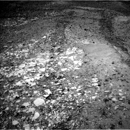 Nasa's Mars rover Curiosity acquired this image using its Left Navigation Camera on Sol 1037, at drive 1954, site number 48