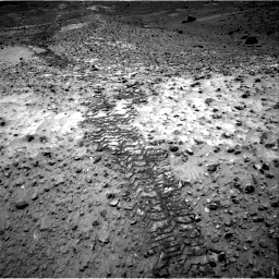 Nasa's Mars rover Curiosity acquired this image using its Right Navigation Camera on Sol 1037, at drive 1924, site number 48