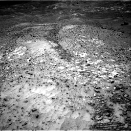 Nasa's Mars rover Curiosity acquired this image using its Right Navigation Camera on Sol 1037, at drive 1936, site number 48
