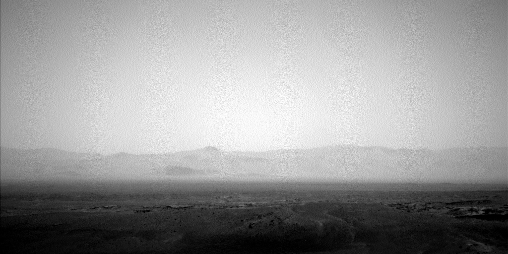 Nasa's Mars rover Curiosity acquired this image using its Left Navigation Camera on Sol 1039, at drive 1964, site number 48