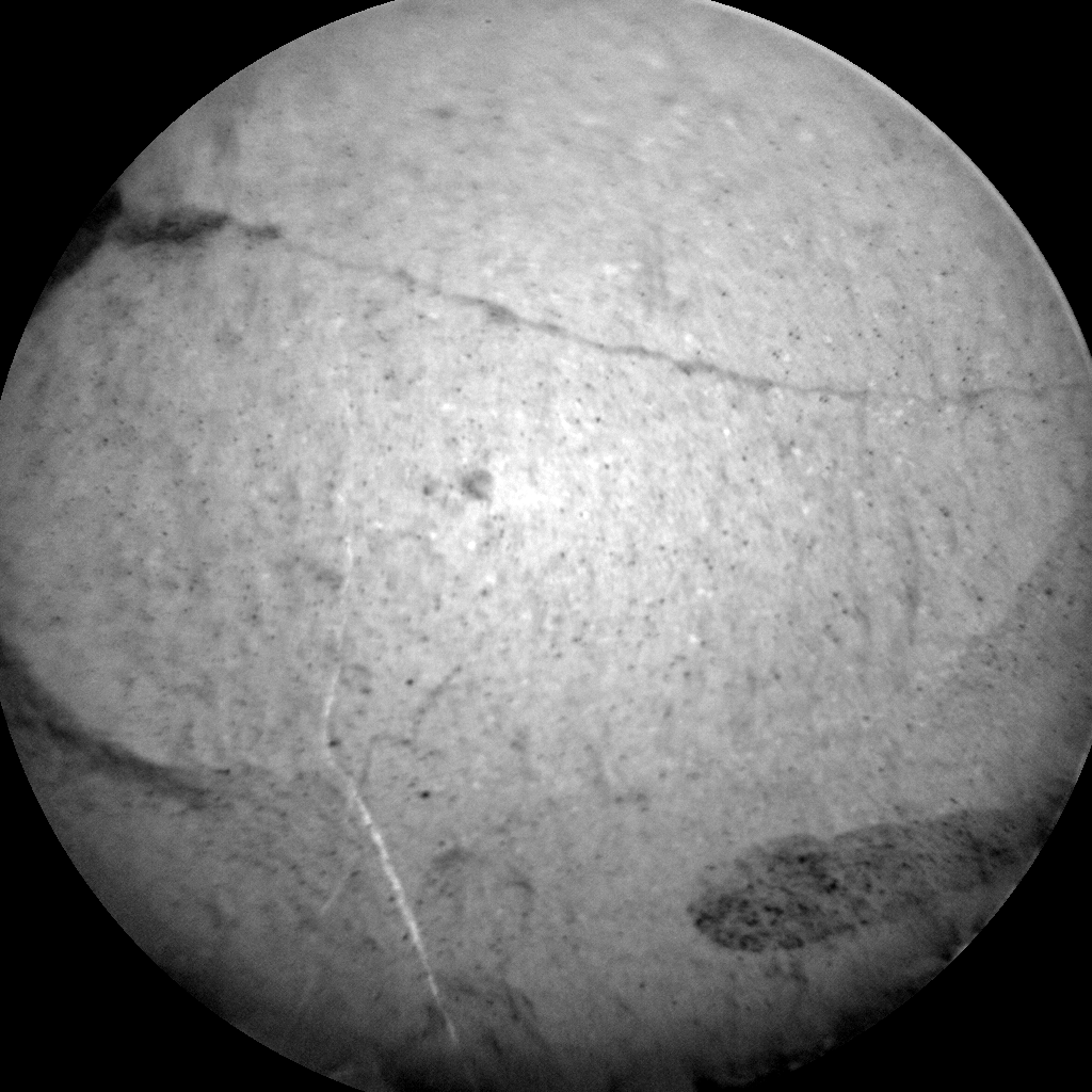 Nasa's Mars rover Curiosity acquired this image using its Chemistry & Camera (ChemCam) on Sol 1039, at drive 1964, site number 48