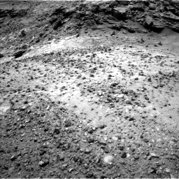Nasa's Mars rover Curiosity acquired this image using its Left Navigation Camera on Sol 1042, at drive 1998, site number 48