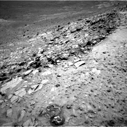 Nasa's Mars rover Curiosity acquired this image using its Left Navigation Camera on Sol 1042, at drive 2052, site number 48
