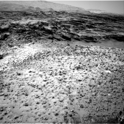 Nasa's Mars rover Curiosity acquired this image using its Right Navigation Camera on Sol 1042, at drive 1970, site number 48