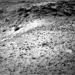 Nasa's Mars rover Curiosity acquired this image using its Right Navigation Camera on Sol 1042, at drive 1976, site number 48