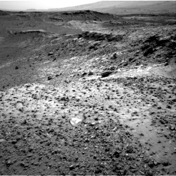 Nasa's Mars rover Curiosity acquired this image using its Right Navigation Camera on Sol 1042, at drive 1992, site number 48