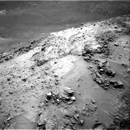 Nasa's Mars rover Curiosity acquired this image using its Right Navigation Camera on Sol 1042, at drive 2034, site number 48