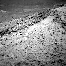 Nasa's Mars rover Curiosity acquired this image using its Right Navigation Camera on Sol 1042, at drive 2046, site number 48