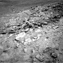 Nasa's Mars rover Curiosity acquired this image using its Right Navigation Camera on Sol 1042, at drive 2058, site number 48