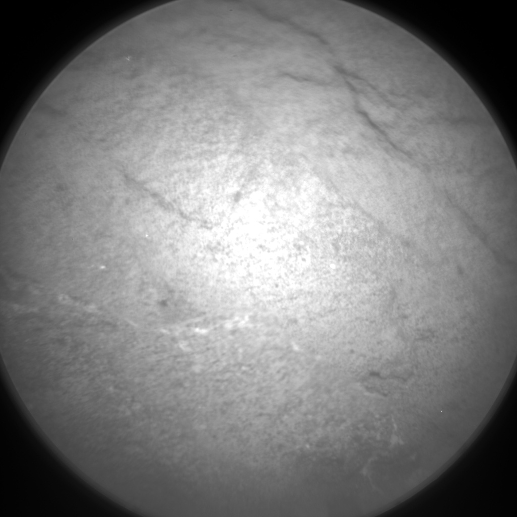 Nasa's Mars rover Curiosity acquired this image using its Chemistry & Camera (ChemCam) on Sol 1044, at drive 2122, site number 48