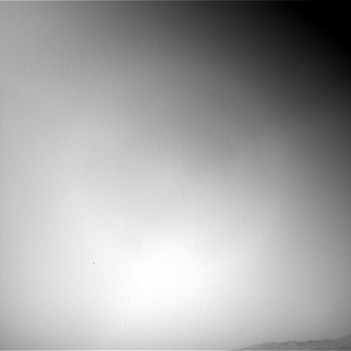 Nasa's Mars rover Curiosity acquired this image using its Left Navigation Camera on Sol 1045, at drive 2200, site number 48