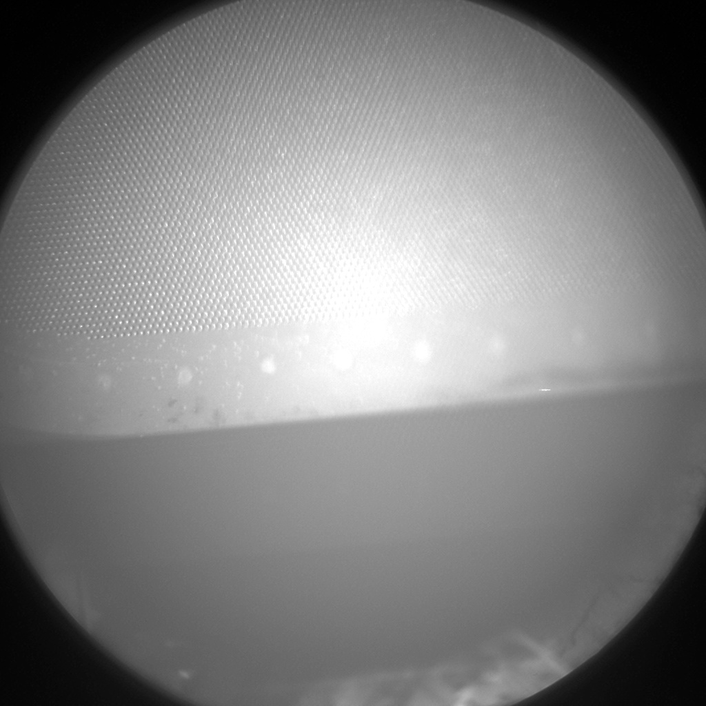 Nasa's Mars rover Curiosity acquired this image using its Chemistry & Camera (ChemCam) on Sol 1048, at drive 2224, site number 48