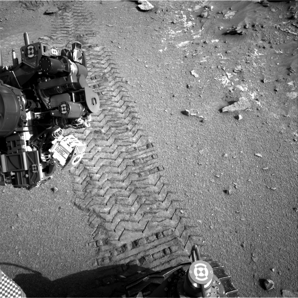 Nasa's Mars rover Curiosity acquired this image using its Right Navigation Camera on Sol 1048, at drive 2224, site number 48