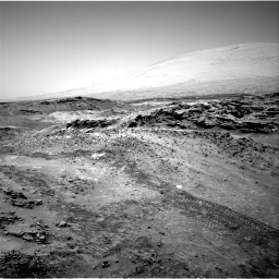 Nasa's Mars rover Curiosity acquired this image using its Right Navigation Camera on Sol 1049, at drive 2344, site number 48